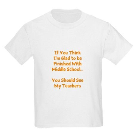 45992134c0e finished with middle school Youth Football Shirt