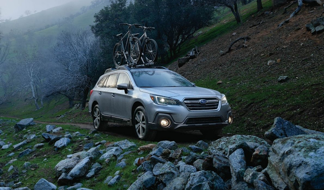 2018 Subaru Outback Release Date Changes Rumors Colors Touring Refresh Price And Spy Photos