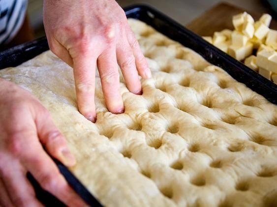 Butterkuchen - das extra saftige Rezept #dessertrecipes
