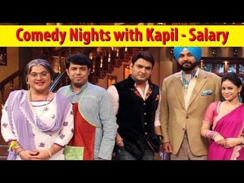 Per Day Salary of The Kapil Sharma Show Actors | Bollywood