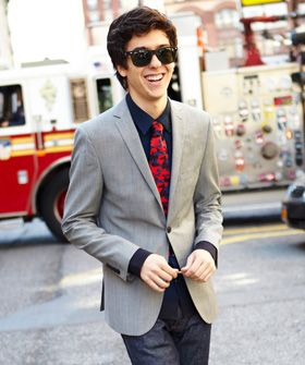 Nat Wolff Pictures And Interview - Male Fashion | Dress
