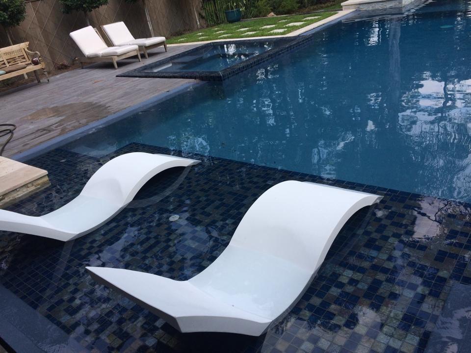 Ledge Lounger Ledgeloungers Com Pool Remodel Ledge Lounger Pool Life