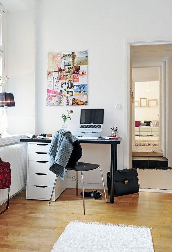 home office work room furniture scandinavian. 30 Scandinavian Home Desks That Encourage Work Creativity Office Room Furniture E