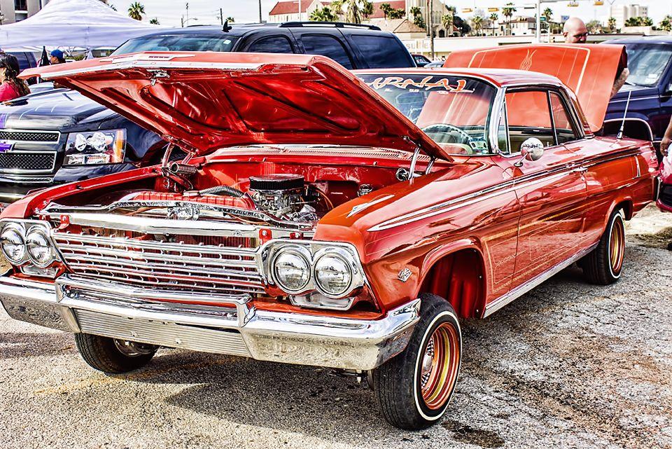 Magee Beach Car Show, Corpus Christi Texas