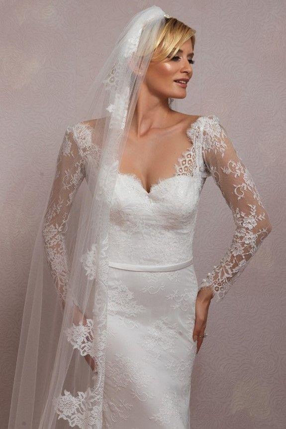 08c26cb6b vestido de novia