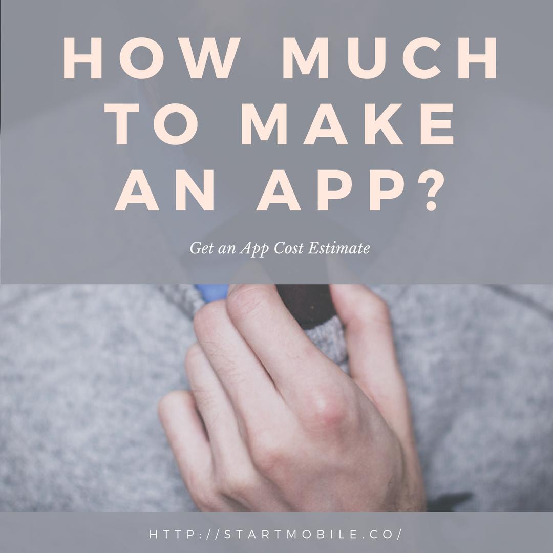 Get an App Cost Estimate => http//startmobile.co/ iOS