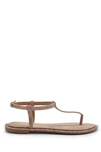 1198d4d28d3 Yoki Glitter Thong Sandals