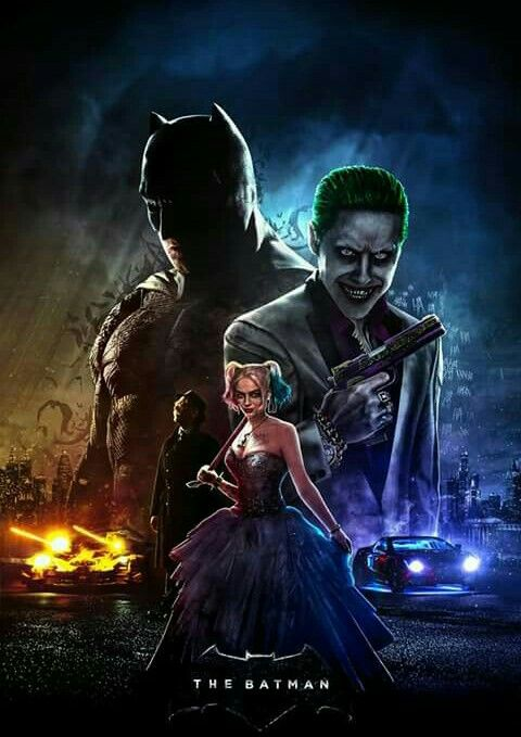 Harley Quinn Her Pudding And Batman And Great Movie Harley Quinn