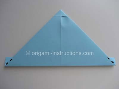 Origami Square Letter Fold Step   Origami    Origami