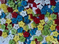 Botões Estrela Quiane Store