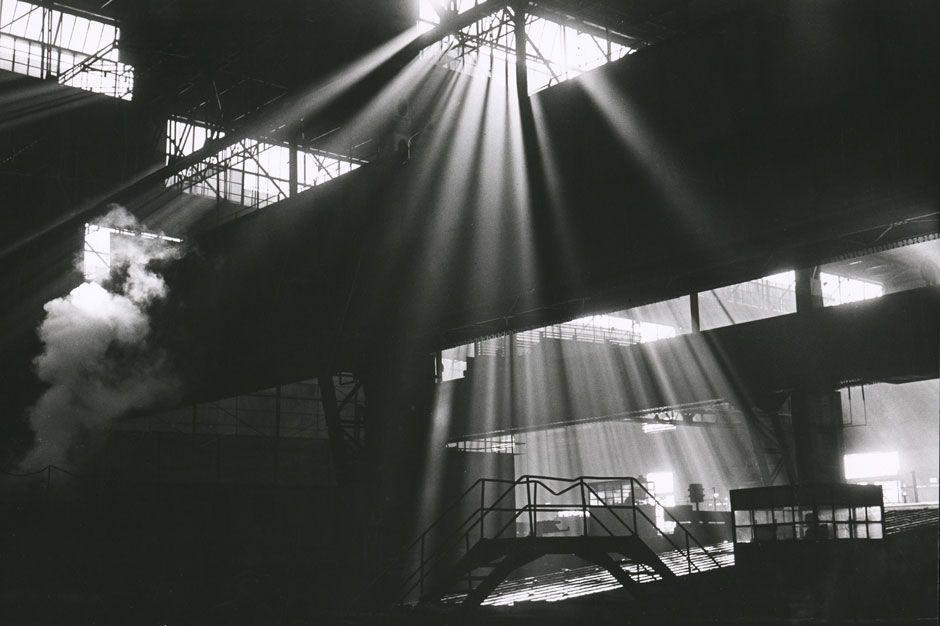 KURT BLUM, Acciaierie di Cornigliano, 1959