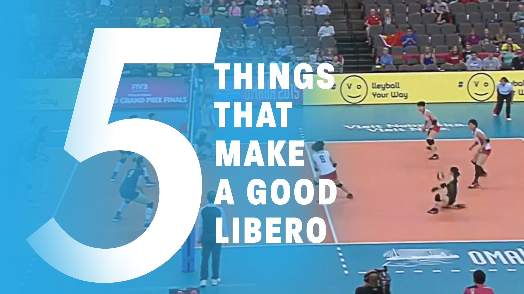 Five Things That Make A Good Libero Coaching Volleyball Volleyball Training Volleyball Skills