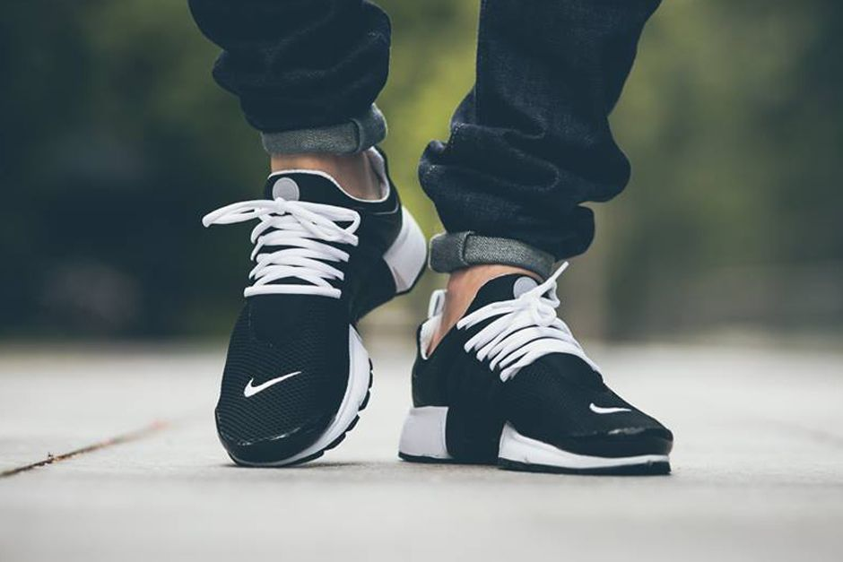 Nike Air Presto QS Black/White