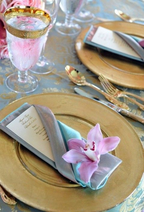 How To Style Your Wedding Napkins 80 Ideas Hywedd