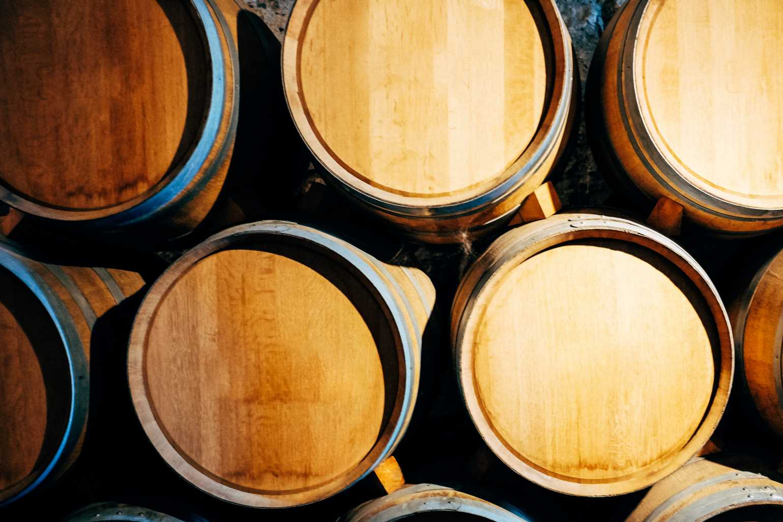Wine Barrels In The Cellar Free Photo On Barnimages Wine Barrel Barrel Wine