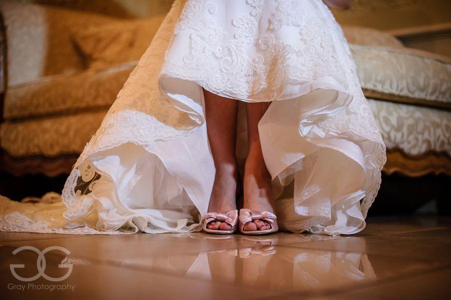 photograph of bride