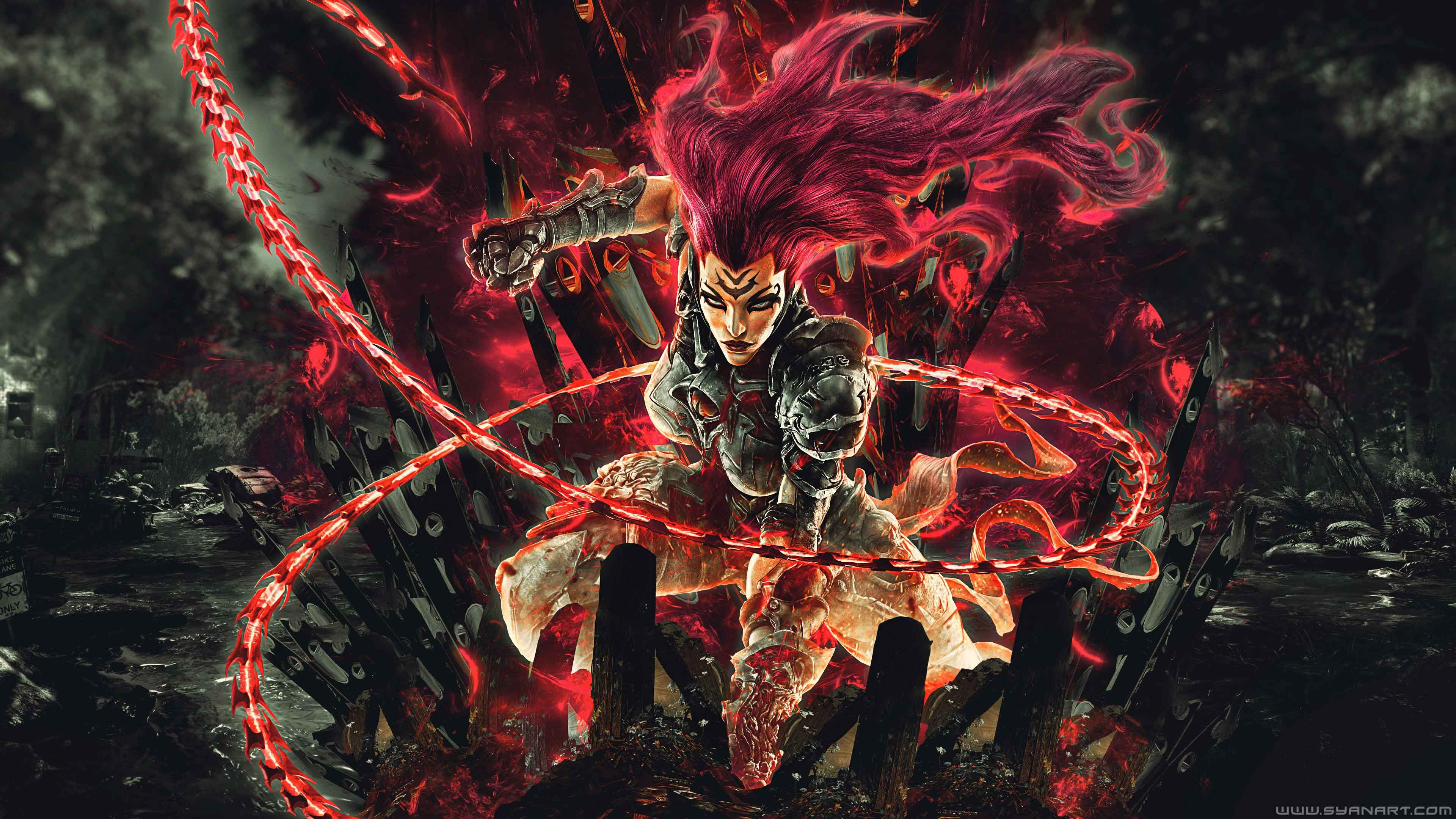 Pin By Games On Darksiders 3 In 2019 Darksiders 3 Games