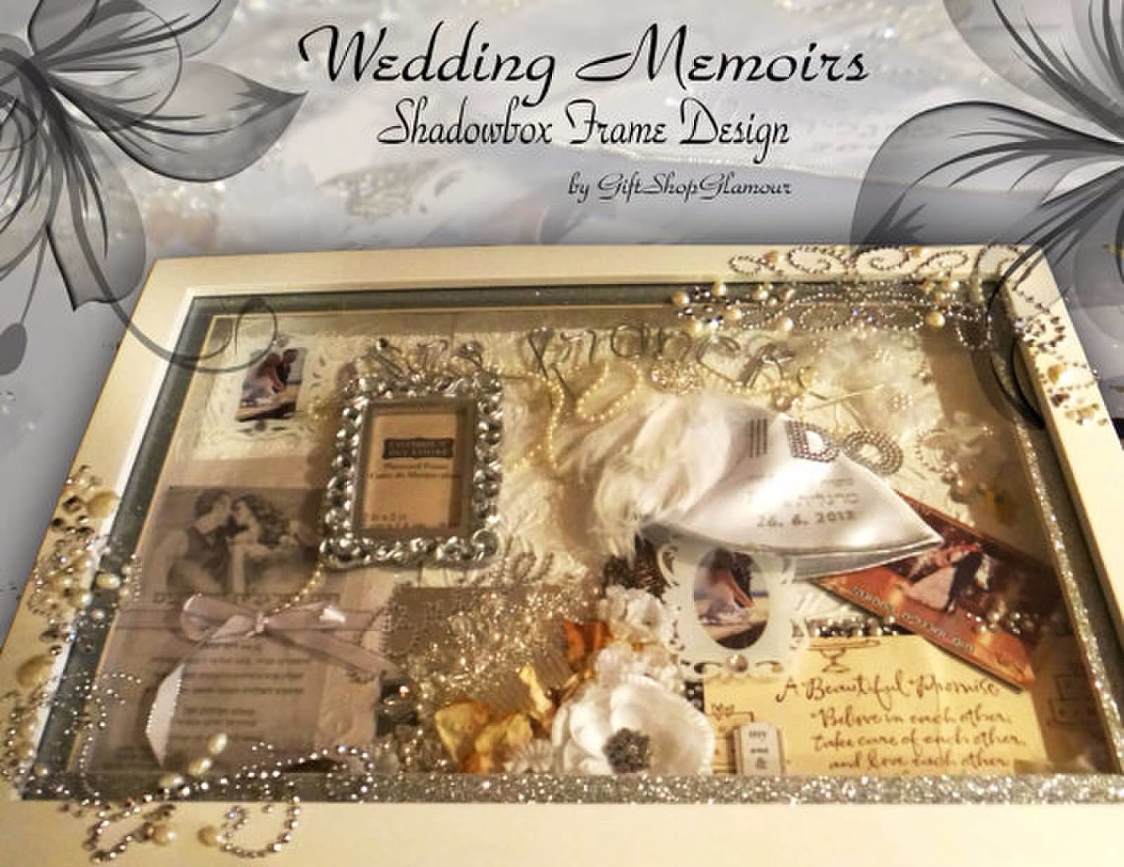 cool diy shadow box ideas to keep your memories last forever