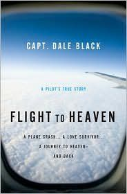"""If a book detailing a person's life can make you feel there really is a Heaven with a loving God, this book does. Capt Black tells about his plane crash that killed 2 others and should've  killed him. The FAA called it an unsurvivable crash. This is perhaps the most beautiful description of Heaven this side of, well, Heaven. His story is dramatic, spiritual, and exciting. When finished, you may feel the need to say """"Thank you, Lord"""" for this man's life, testimony and service. So…Thank you…"""
