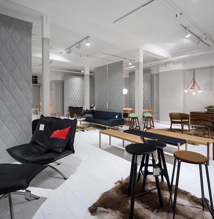 Great Furniture Stores: Great Dane Rebrand By McCartney Design, Sydney Australia