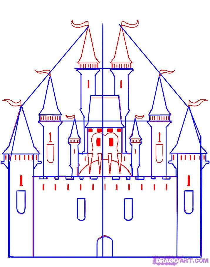 швы замок картинки поэтапно для мечети