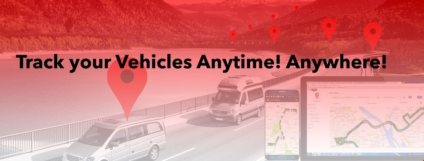 TCS GPS Fleet Tracking solutions help you to keep track of