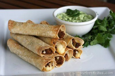 {baked} Chipotle Beef Taquitos | Jack o'connell, Left over ...