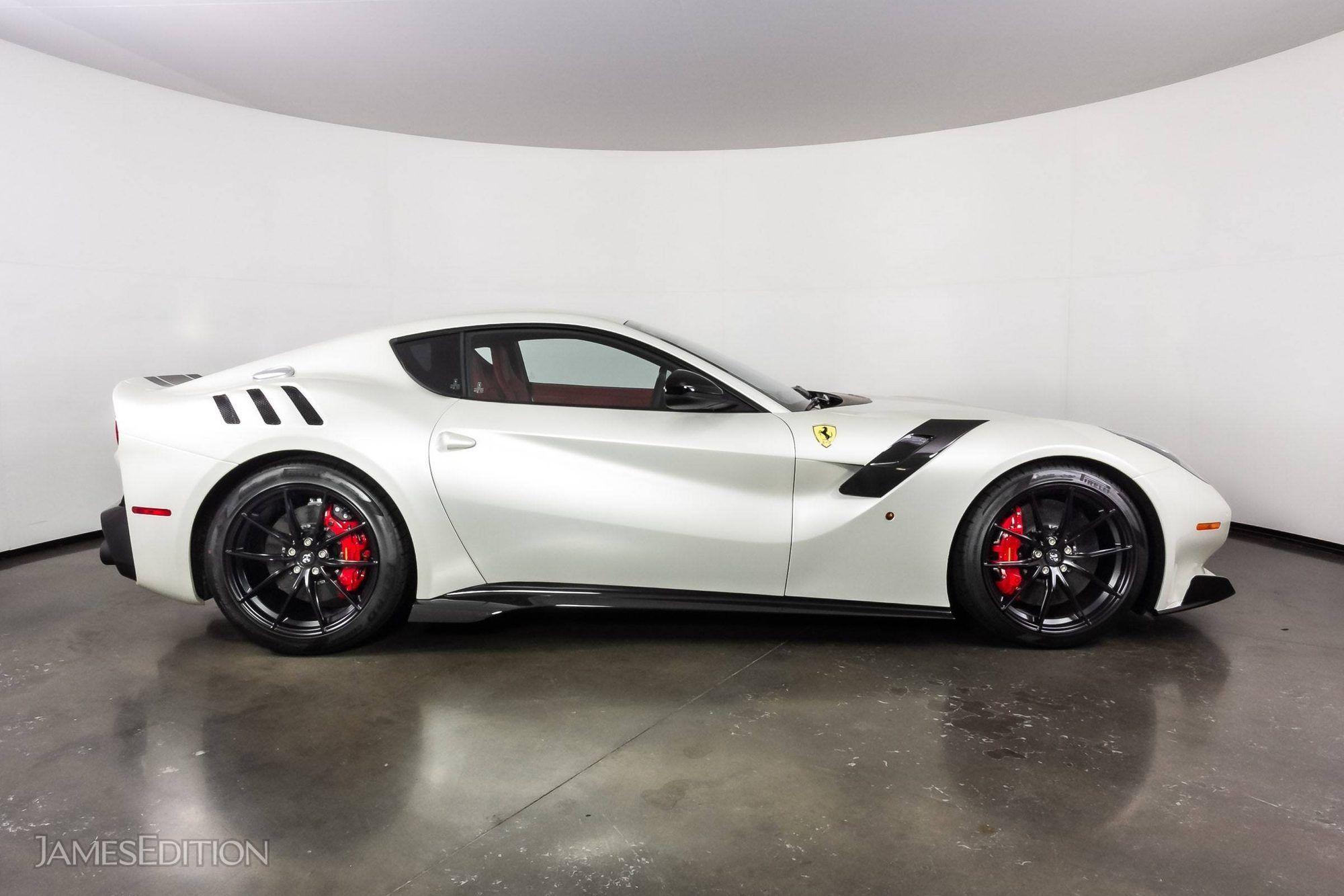 2016 Ferrari F12 In Plano Tx United States For Sale 11017435 Ferrari F12 Ferrari F12 Tdf Ferrari