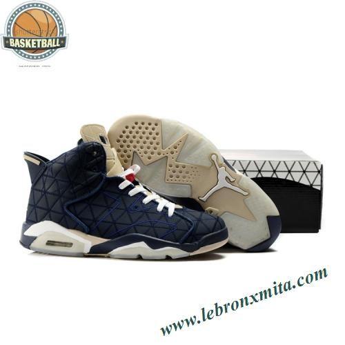 huge selection of 5d21e 38950 384664 021 Air Jordan 6 retro Stripes Blue Varsity White