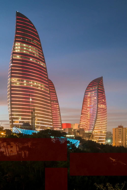 Baku | Things To Do In Baku | Wonder what to do in Baku? Check all amazing things to do in Baku #Baku #BakuAzerbaijan #BakuCity