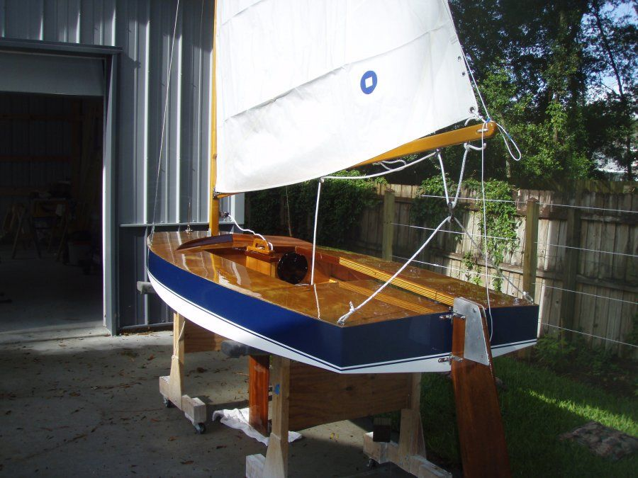 Beautiful Glen-L 10 built by Steve Allender. See the Glen-L website for plans to build your own ...