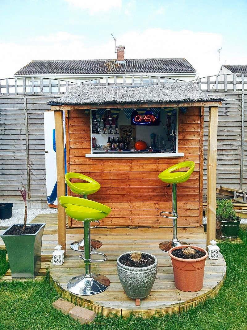 11 backyard sheds turned into kickass bars backyard bar and key