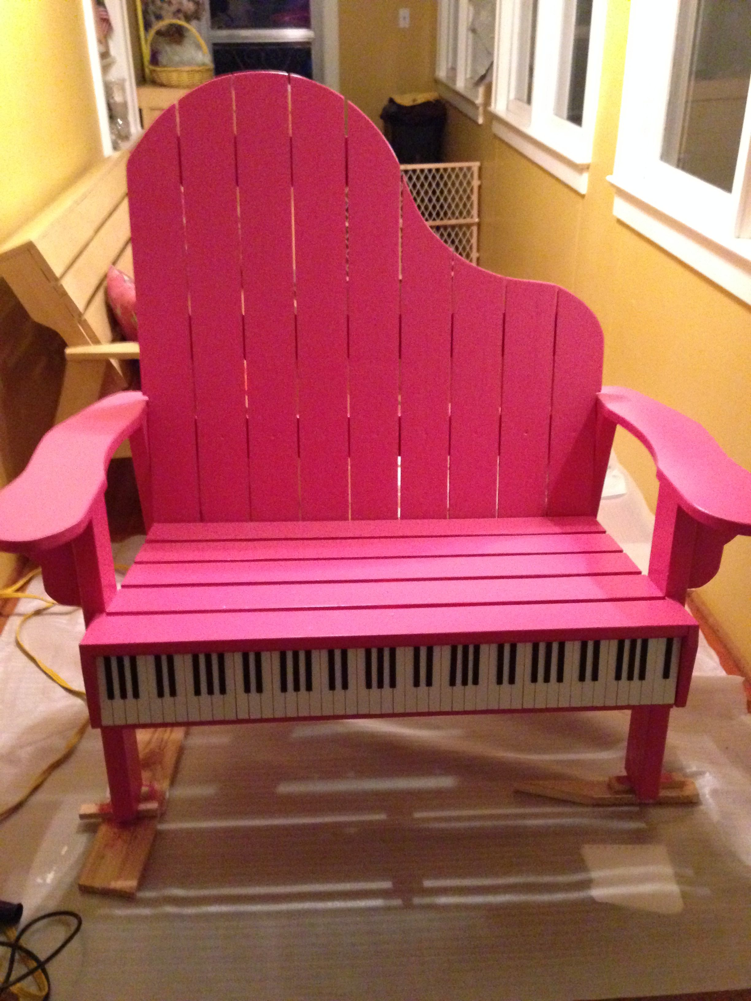 Grand piano shaped bench | ~Music Lover~ | Pinterest | Casas, Musica ...