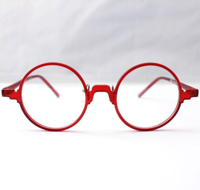 red frame glasses - Google Search | Bayis: Frum day 2 day | Pinterest