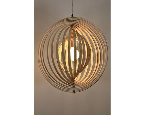 Hanglamp Ring Hout 1 Lichts O 60 Cm E27 60 Watt Kopen Bij Hornbach Hanglamp Houten Lamp Houten Kop