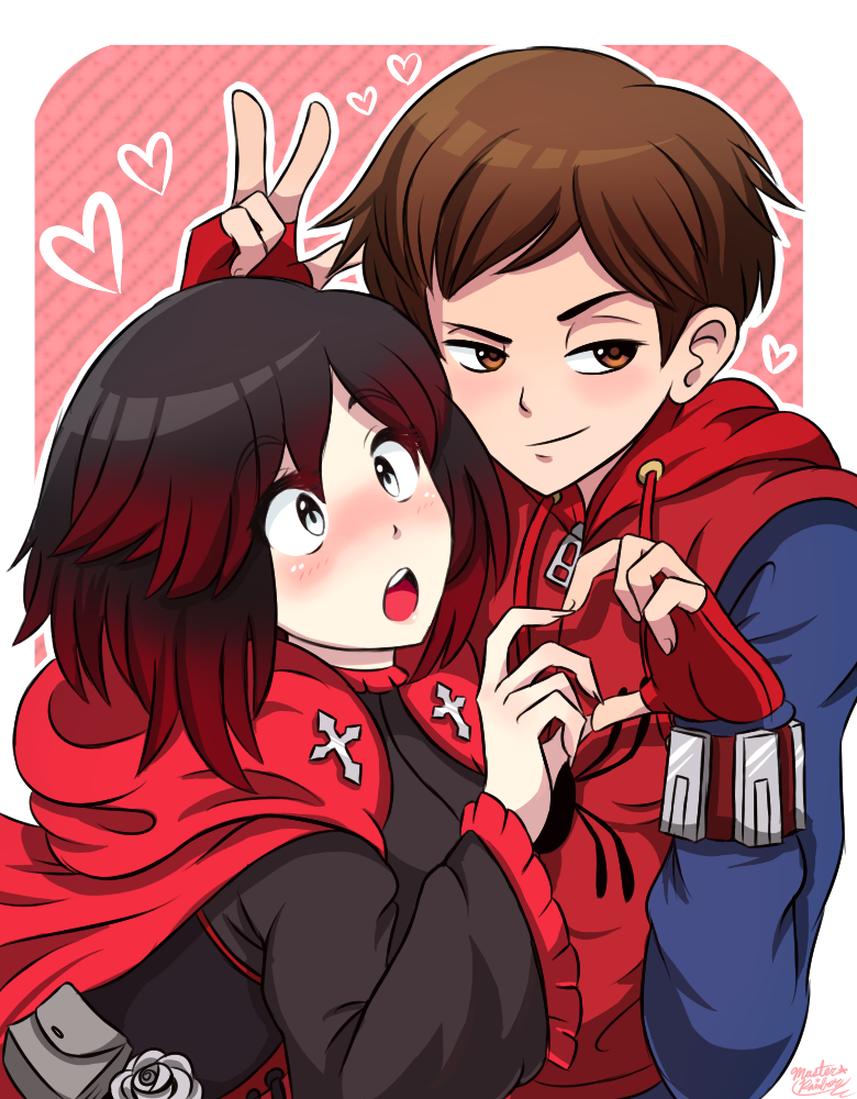 MM] AE: Ruby Rose (RWBY) x Homecoming Spiderman by Master