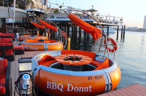 BBQ Doughnut Dubai