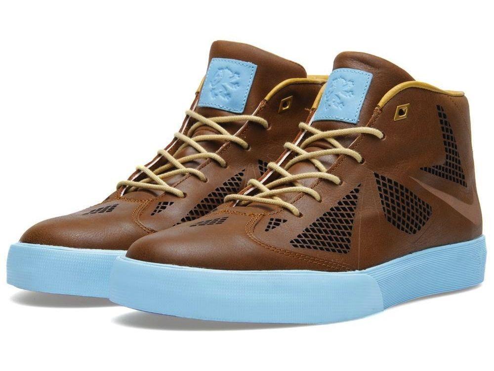 Nike LeBron X NSW Lifestyle NRG - \
