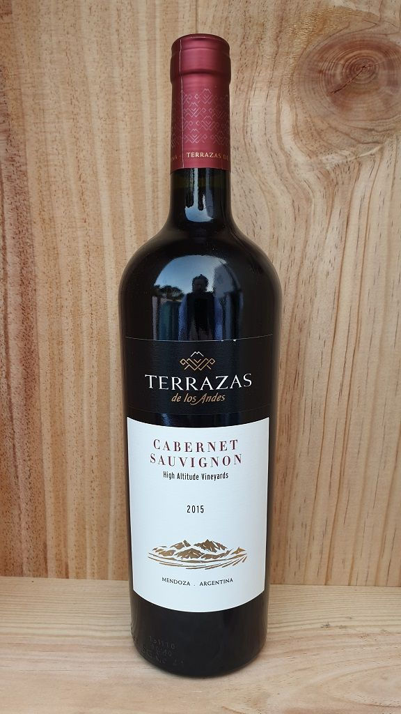 Terrazas De Los Andes Cabernet Sauvignon Fareham Wine Cellar Cabernet Sauvignon Malbec Wine