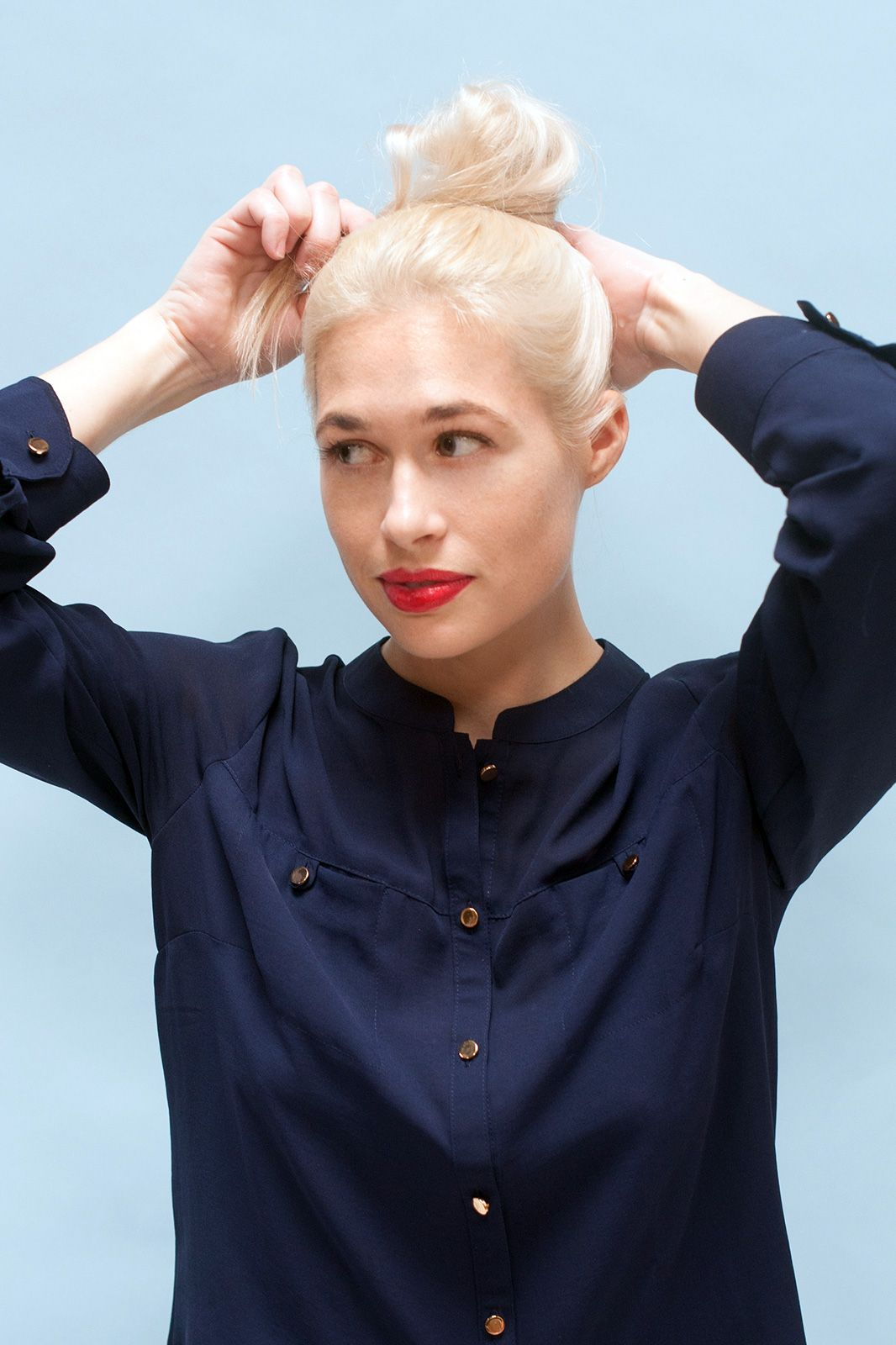 Find out what going platinum blonde is REALLY like!
