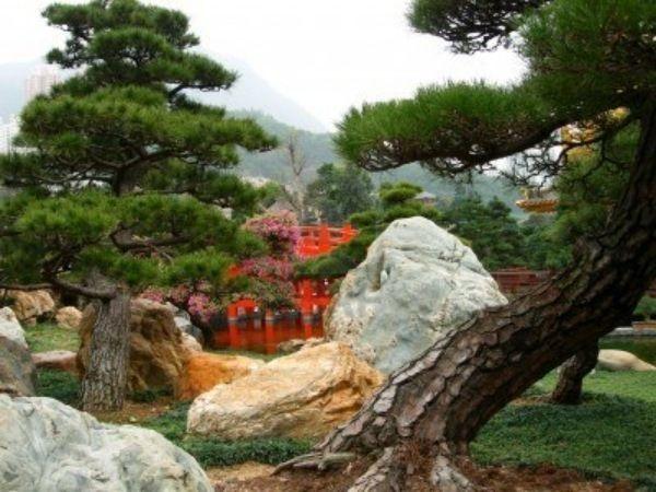 16 schritte japanischen garten gestalten bäume | Garten anlegen ...