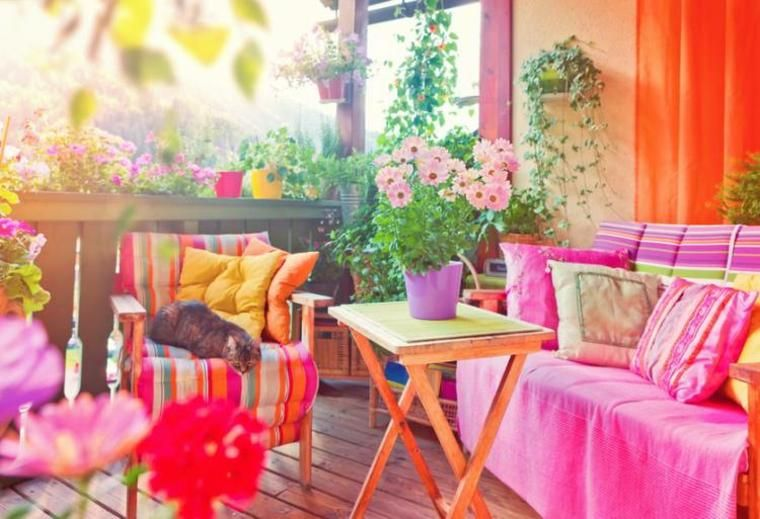 #Gartenterrasse Balkone   Neue Ideen Für Diesen Frühling #besten #decor  #garten #