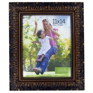 Bronze 11 X 14 Acanthus Design Wall Frame Hobby Lobby 748491 Frames On Wall Wall Design Frame