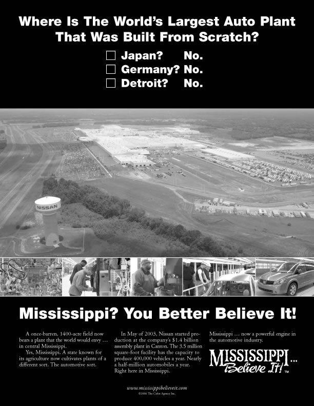 Nissan Mississippi Mississippi History Mississippi Travel