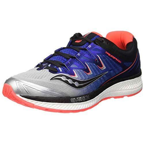 big sale e365c 02529 Saucony Triumph ISO 4, Zapatillas de Running para Hombre, Plateado  (Silver Blue