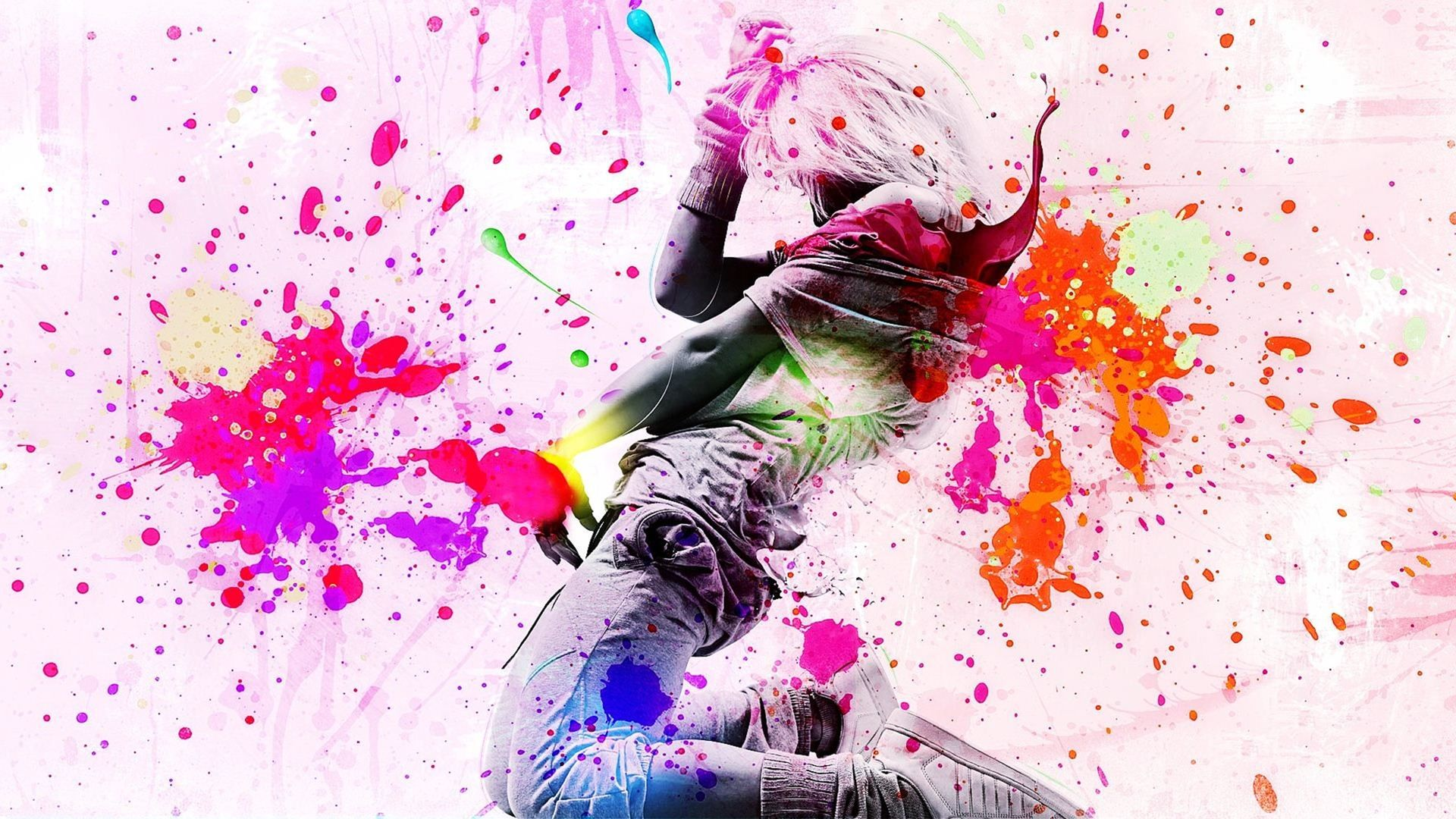 Happy Holi Wallpaper For Facebook