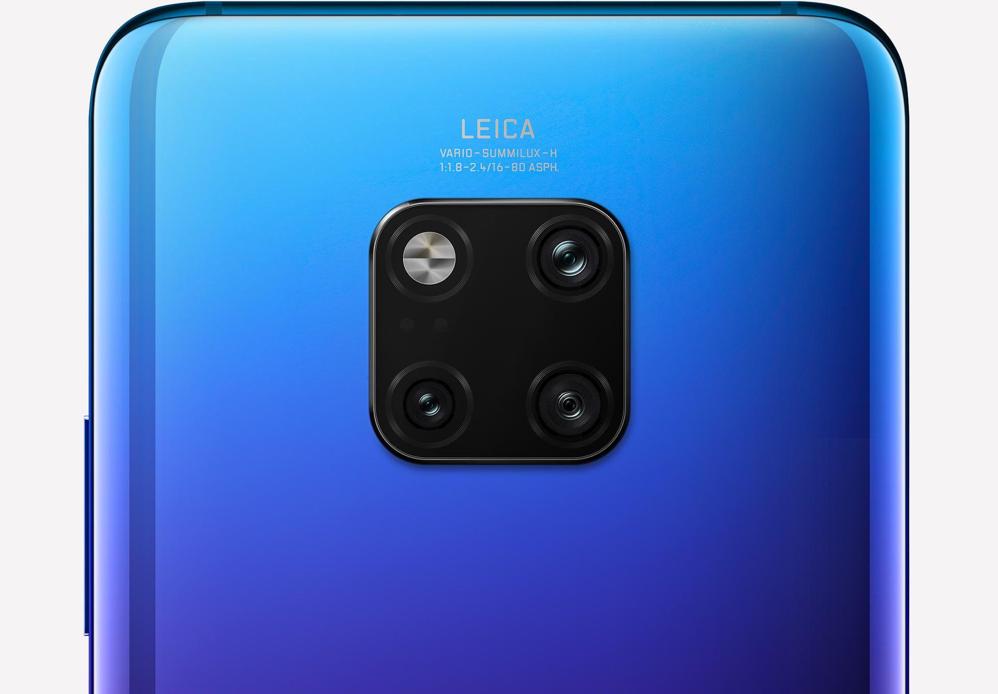 Huawei Mate 20 Pro Kirin 980 Leica Ultra Wide Lens Advanced Ai Phone Huawei Malaysia Smartphone Huawei Cellular Phone