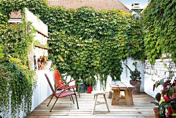 12 Beaux Patios Pour Rever Jardins Jardin Exterieur Amenagement Terrasse