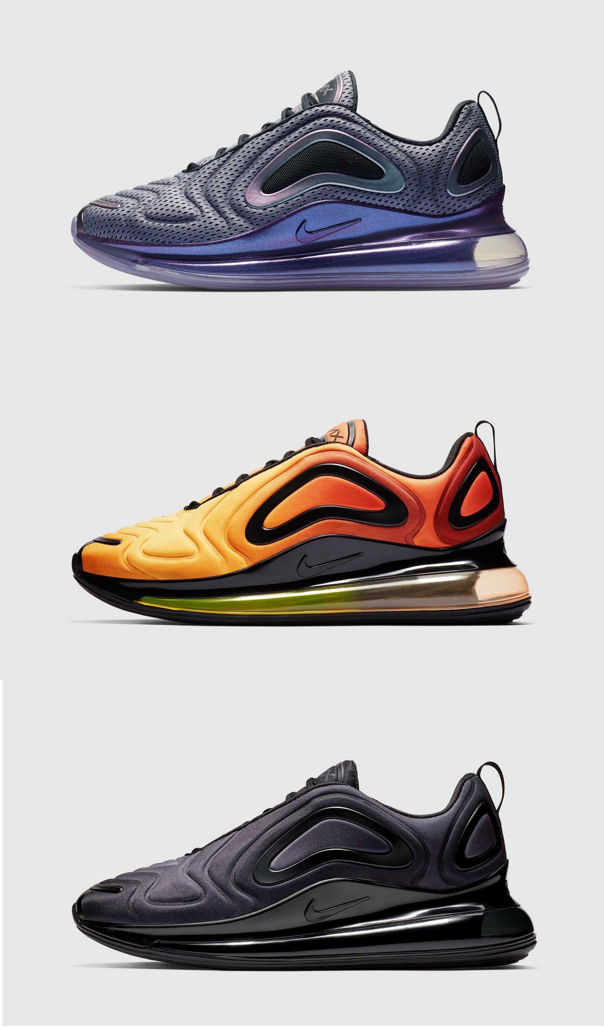5f2e843110 Nike #AirMax 720 #Nears #Drop #Date The Nike Air Max 720 rides into ...
