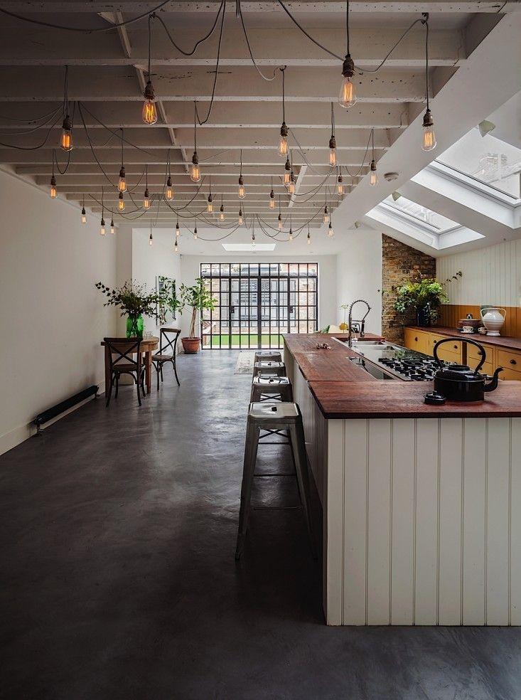 Top 15 Stunning Kitchen Design Ideas Plus Their Costs: Kitchen Of The Week: Stardust In Northwest London